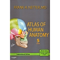 Atlas of Human Anatomy 5th Edition (International Edition)